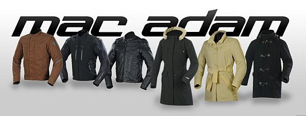 bda95569895 Mac Adam presenta su colección de ropa para moto y accesorios ...
