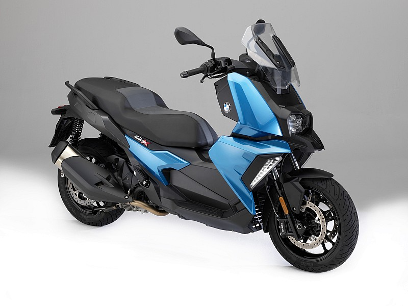 bmw c400x 2018 el nuevo scooter peque o alem n motos. Black Bedroom Furniture Sets. Home Design Ideas