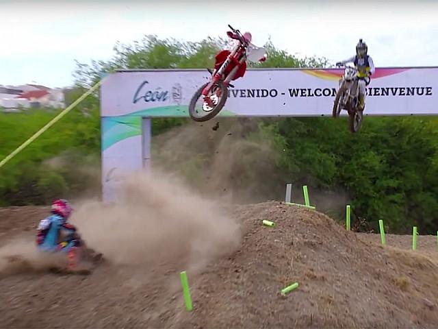 Las Caídas Más Espectaculares De Mxgp 2017 Videos De Motos Zonaoff
