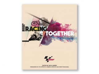 Racing Together, el libro de MotoGP 1992-2017