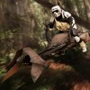La Speeder Bike en acción