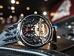 Indian Motorcycles y Bomberg Watches, curiosa y puntual alianza