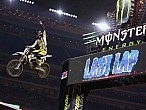 AMA Supercross 2018: Musquin y Tomac KO, Anderson al frente en Houston