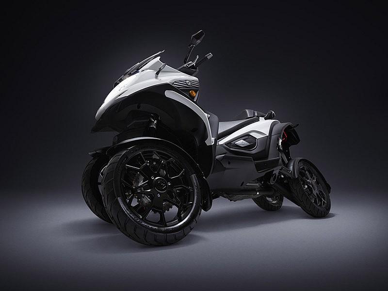 Quadro QOODER, nuevo scooter 4 ruedas de la firma suiza | Motos ...