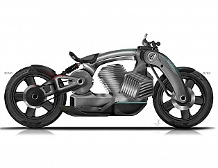Primeros prototipos de Curtiss Motorcycles