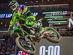 "AMA Supercross 2018: Tomac se lleva la ""triple corona"" en Minneapolis"