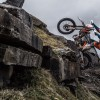 En acción con la KTM 300 EXC TPI Six Days 2019