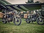 Royal Enfield Classic 500 Pegasus: homenaje a la Flying Flea