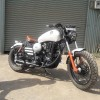 Royal Enfield Thunderbird Bobber 'Nirankush'