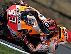 Marc Márquez domina el test post-MotoGP en Brno