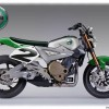 Benelli 2 Concept TechnoTracker Concept