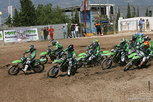 Kawasaki Team Green Cup 2010