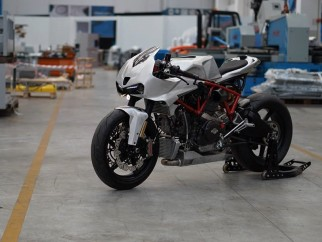 Ducati Supersport 1000 por Simone Conti Motorcycles