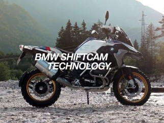 Nueva BMW R1250GS 2019 con distribución variable