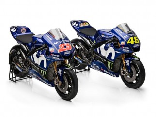 Yamaha Movistar 2018