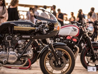 Ducati 900 SS en el Oldies But Goldies 2017