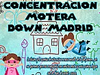 Concentración Motera Down Madrid: ilusión y solidaridad